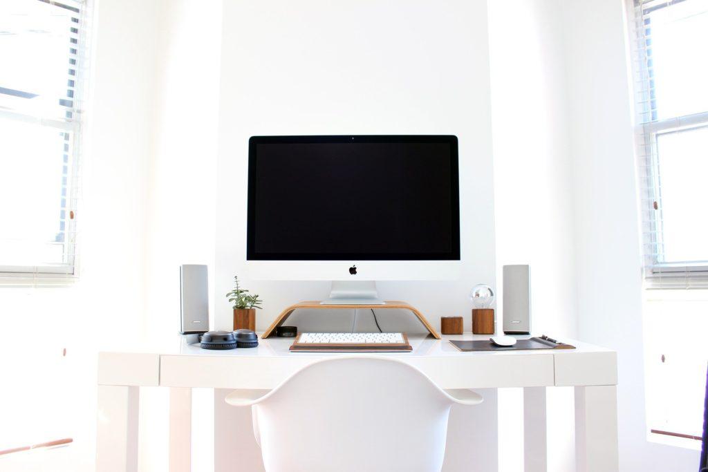 WebデザインPC